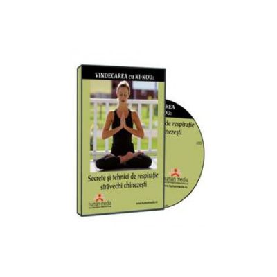 Li Xiuling - Vindecarea cu Ki-Kou: Secrete si tehnici de respiratie stravechi chinezesti - Format CD