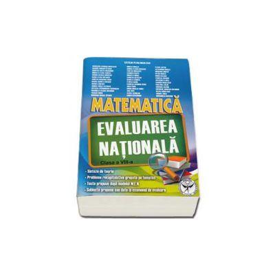 Nicolescu Catalin Petru, Matematica - Evaluarea Nationala 2015 clasa a VIII-a (Albastru)