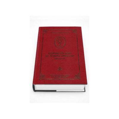 Raspunsuri mari la Sfanta Liturghie. Antologie - Editie ingrijita de Arhim. Clement Haralam