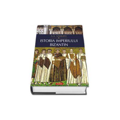 Istoria Imperiului bizantin. Editie cu coperti cartonate