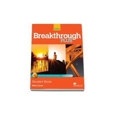 Breakthrough Plus Intro Level Student s Book Pack with access to Digibook and extra practice