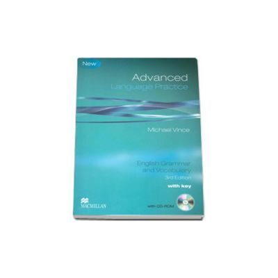 Advanced Language Practice with key (With Cd-Rom). Eghish Grammar and Vocabulary