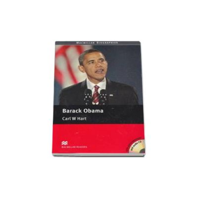 Barack Obama Level 5 Intermediate + CD