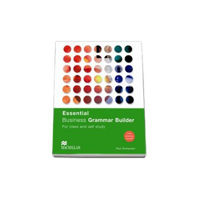 Business Grammar Builder Essential with CD