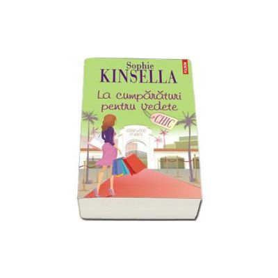 Kinsella Sophie, La cumparaturi pentru vedete