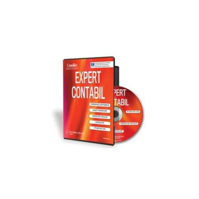 Consilier Expert Contabil. Format CD