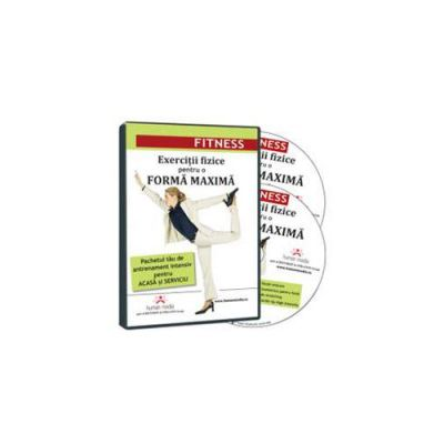 Bruno Medicina - Fitness - Exercitii pentru o forma maxima - Format CD
