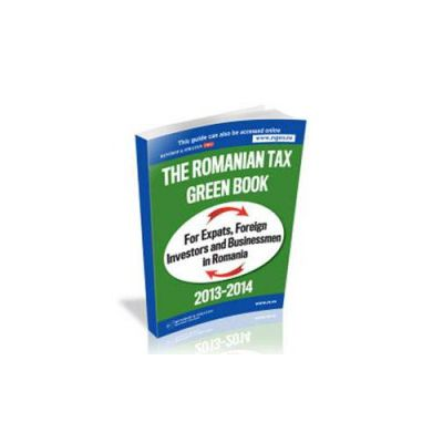 Irina Dumitrescu, The Romanian Tax Green Book - Format CD