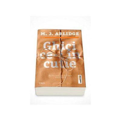 M. J. Arlidge, Ghici ce-i in cutie - Un nou thriller din seria Helen Grace