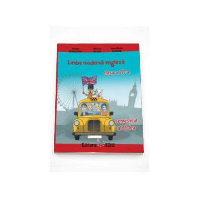 Robert Bondoroi - Limba moderna engleza manual pentru clasa a III-a semestrul al II-lea - Contine editia digitala