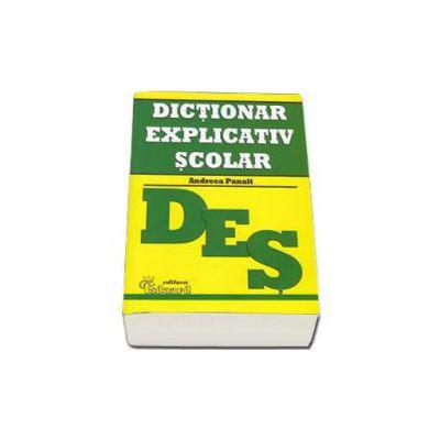 DES - Dictionar explicativ scolar - Panait Andreea