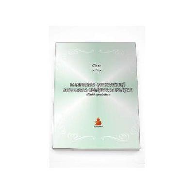 Planificarea si proiectarea unitatilor de invatare - clasa IV-a (2012)