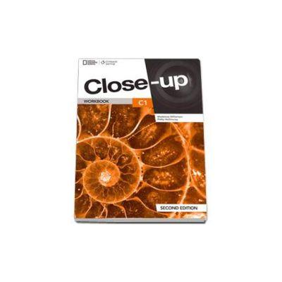 Curs de limba engleza Close-up C1 Workbook second edition, caietul elevului pentru clasa a XII-a. National Geographic Learning