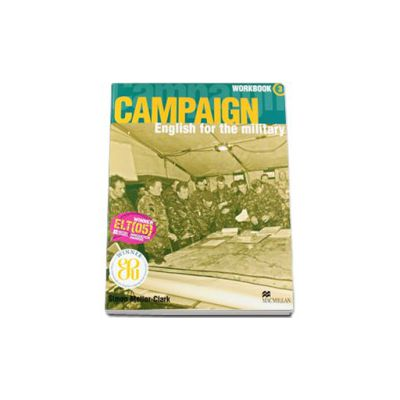 Campaign English for the military 3 Workbook with CD