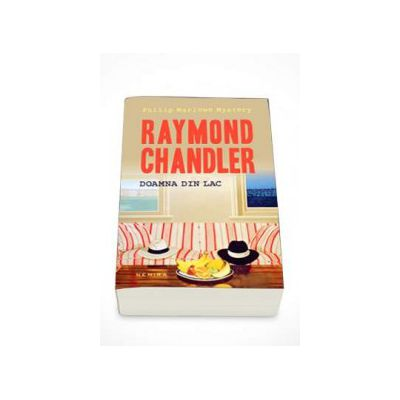 Raymond Chandler - Doamna din lac. Editie Paperback