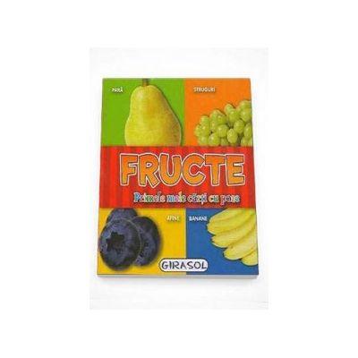 Fructe - Primele mele carti cu poze