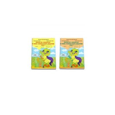 Tanko Veronika Zita - Manual de comunicare in limba romana pentru minoritati clasa I - Partea I si a II-a (Pentru scolile si sectiile cu predare in limba maghiara) - Contine editia digitala