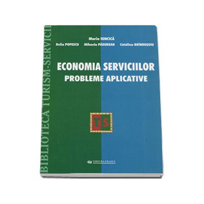 Maria Ioncica, Economia serviciilor. Probleme aplicative
