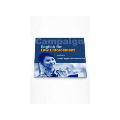 Charles Boyle, Campaign. English for Law Enforcement - Class Audio CD (2 CD)