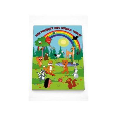 365 de povesti din codrul verde. Editie cu coperti cartonate