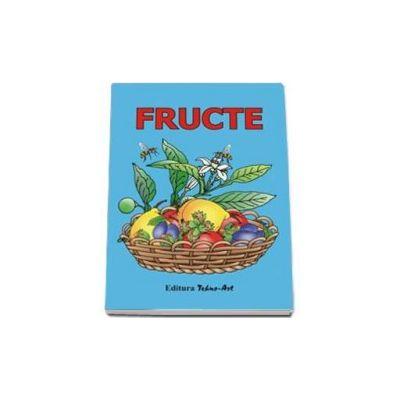 Fructe - Set de jetoane