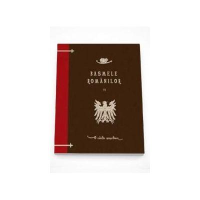 Basmele romanilor. Volumul VI (Florea Marian Simion)