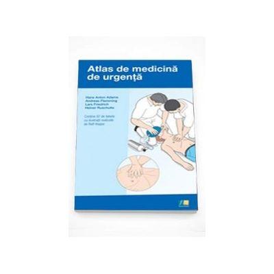 Hans Anton Adams, Atlas de medicina de urgenta - Contine 87 de tabele cu ilustratii realizate de Ralf Hoppe