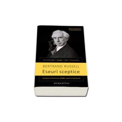 Bertrand Russell, Eseuri sceptice - Bertrand Russell