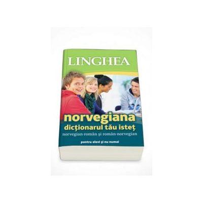 Dictionarul tau istet norvegian-roman si roman-norvegian. Pentru elevi si nu numai