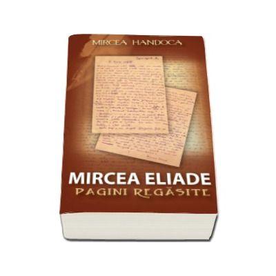 Mircea Eliade - Pagini regasite