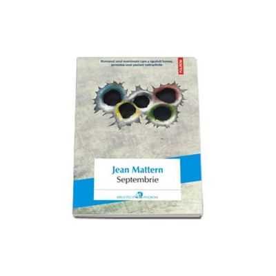 Jean Mattern, Septembrie (Traducere din limba franceza de Constanta Ciocarlie)
