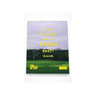 Brett Kahr, Lectii de viata de la Freud
