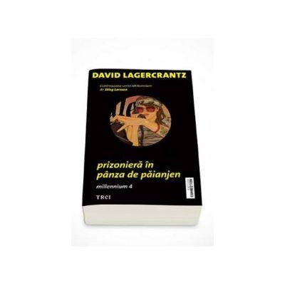 David Lagercrantz, Prizoniera in panza de paianjen