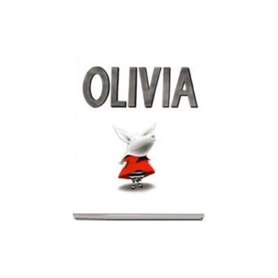 Ian Falconer, Olivia - Mentiunea Caldecott
