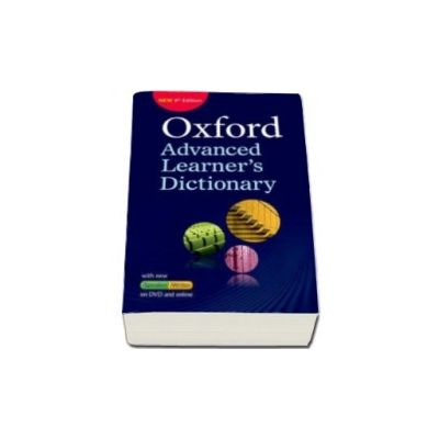 Oxford Advanced Learner Dictionary House with new iSpeaker iWriter on DVD and online. New 9th Edition