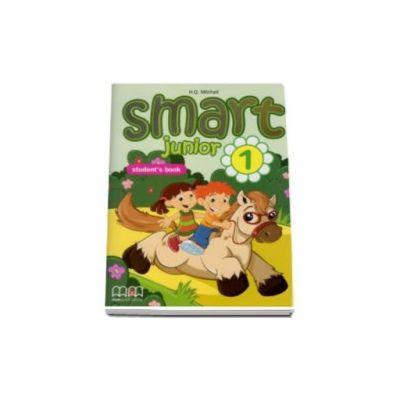 Mitchell H. Q., Smart Junior level 1 Students book