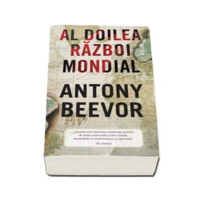 Beevor Antony, Al doilea razboi mondial