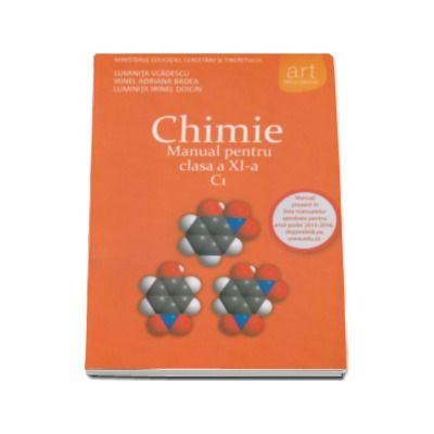 Chimie C1 manual pentru clasa a XI-a - Luminita Vladescu