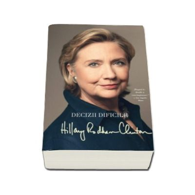 Clinton Hilary Rodham, Decizii dificile