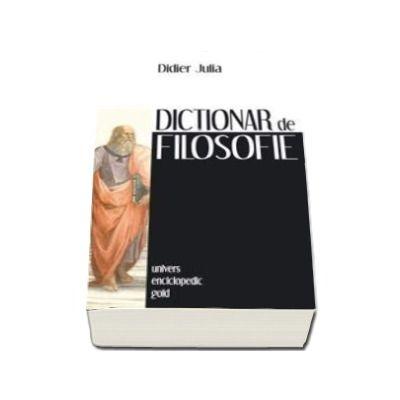 Dictionar de filosofie (Editia a II-a)