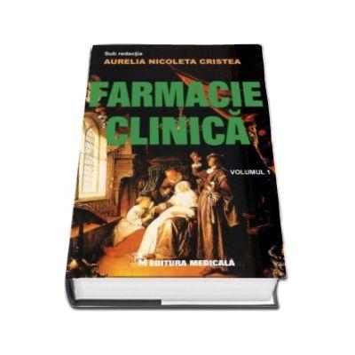 Farmacie clinica. Volumul I