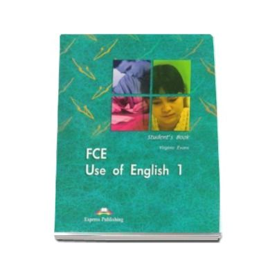 Virginia Evans - FCE Use of English 1, students book