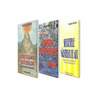 Catre culmile succeselor - Secretele varstelor de aur - Cartea creatorilor (Colectia Formula succesului)