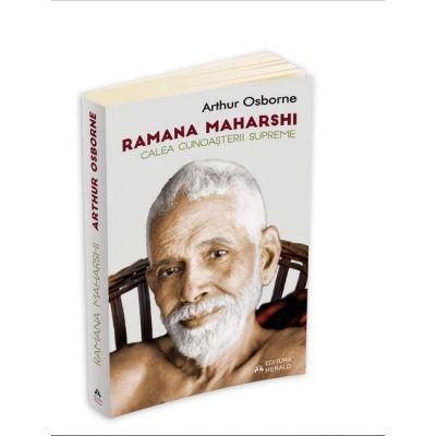 Arthur Osborne, Ramana Maharshi - Calea cunoasterii supreme
