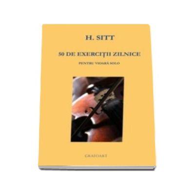 50 de exercitii zilnice - Pentru vioara solo