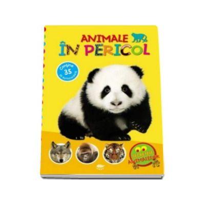 Animale in pericol. Secretele animalelor - Varsta recomandata 4-7 ani