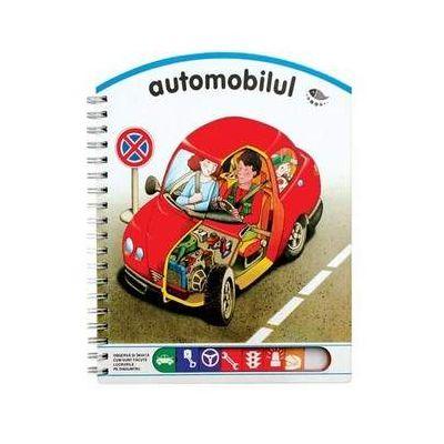 Automobilul. Observa si invata - Varsta recomandata 4-7 ani
