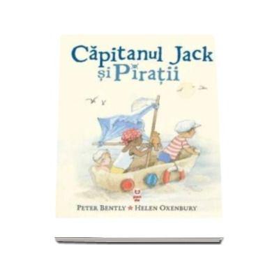 Peter Bently, Capitanul Jack si Piratii