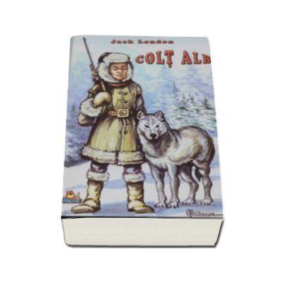 Colt Alb - Jack London