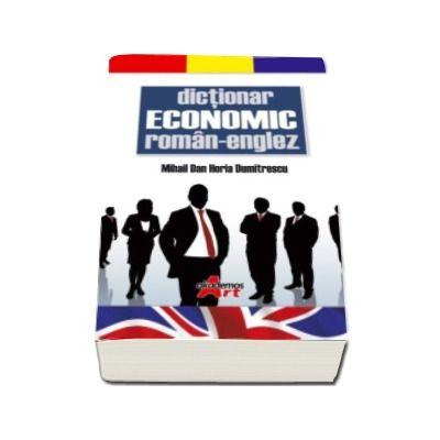 Dictionar economic roman-englez